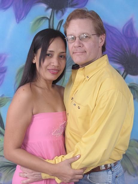 Filipina dating foreigner