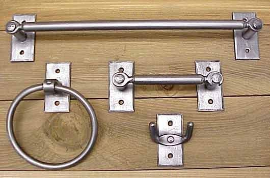The Southwest Forge Country Antique Steel Collection  Bathroom Gorgeous Rustic Bathroom Hardware Decorating Inspiration