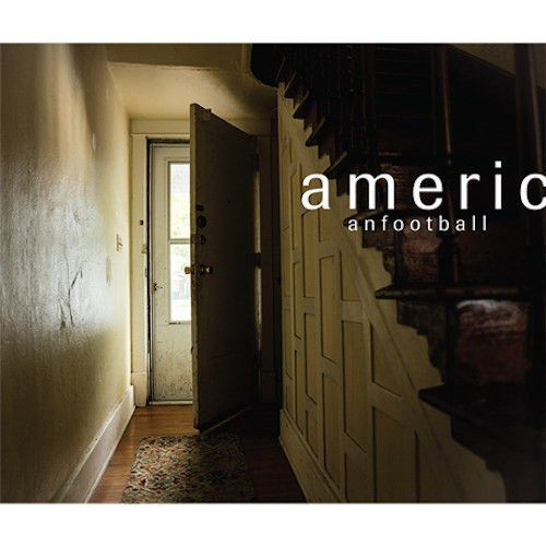 American Football - American Football (LP2) Indie Exclusive (180-Gram Red/Orange Starburst)