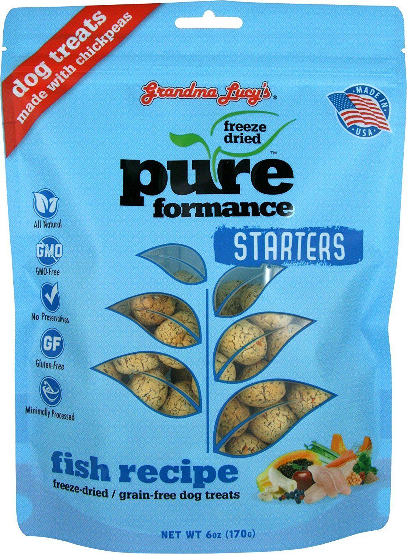 Grandma lucys 1 piece pureformance starters fish recipe