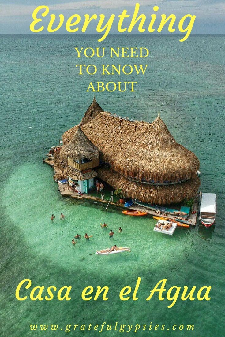 Everything You Need To Know About Casa en el Agua: A Hostel Paradise