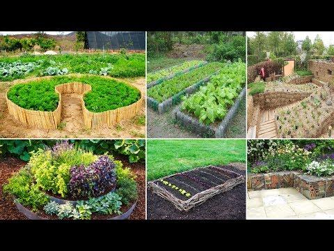 130+ Easy & Cheap DIY raised garden bed Ideas Garden