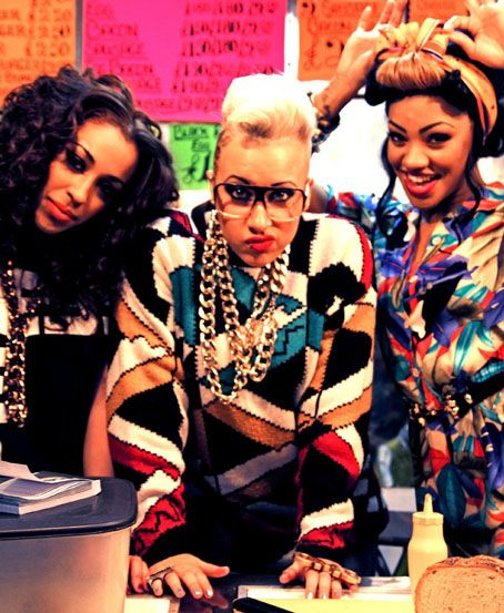 Stooshe | We Love Bands | Pinterest | 90s fashion, Swag ...