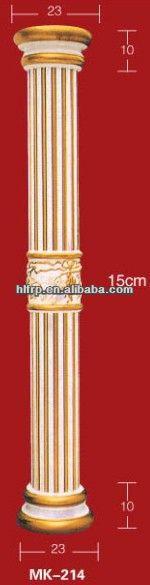 Exquisite Decorative Roman Pillar - wedding decorating roman pillar,roman pillar mold