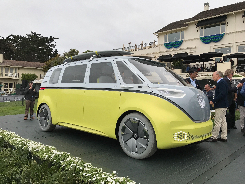 2019 Volkswagen Minivan Exterior And Interior Review Car 2018