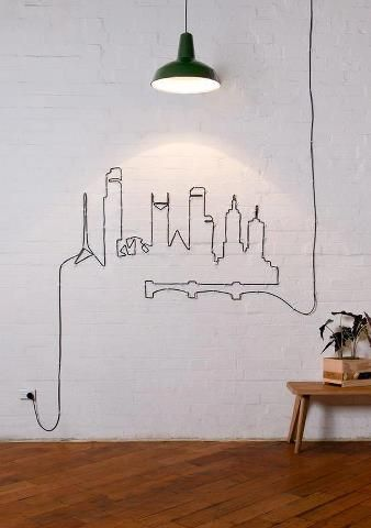 Cord Skyline- how clever!