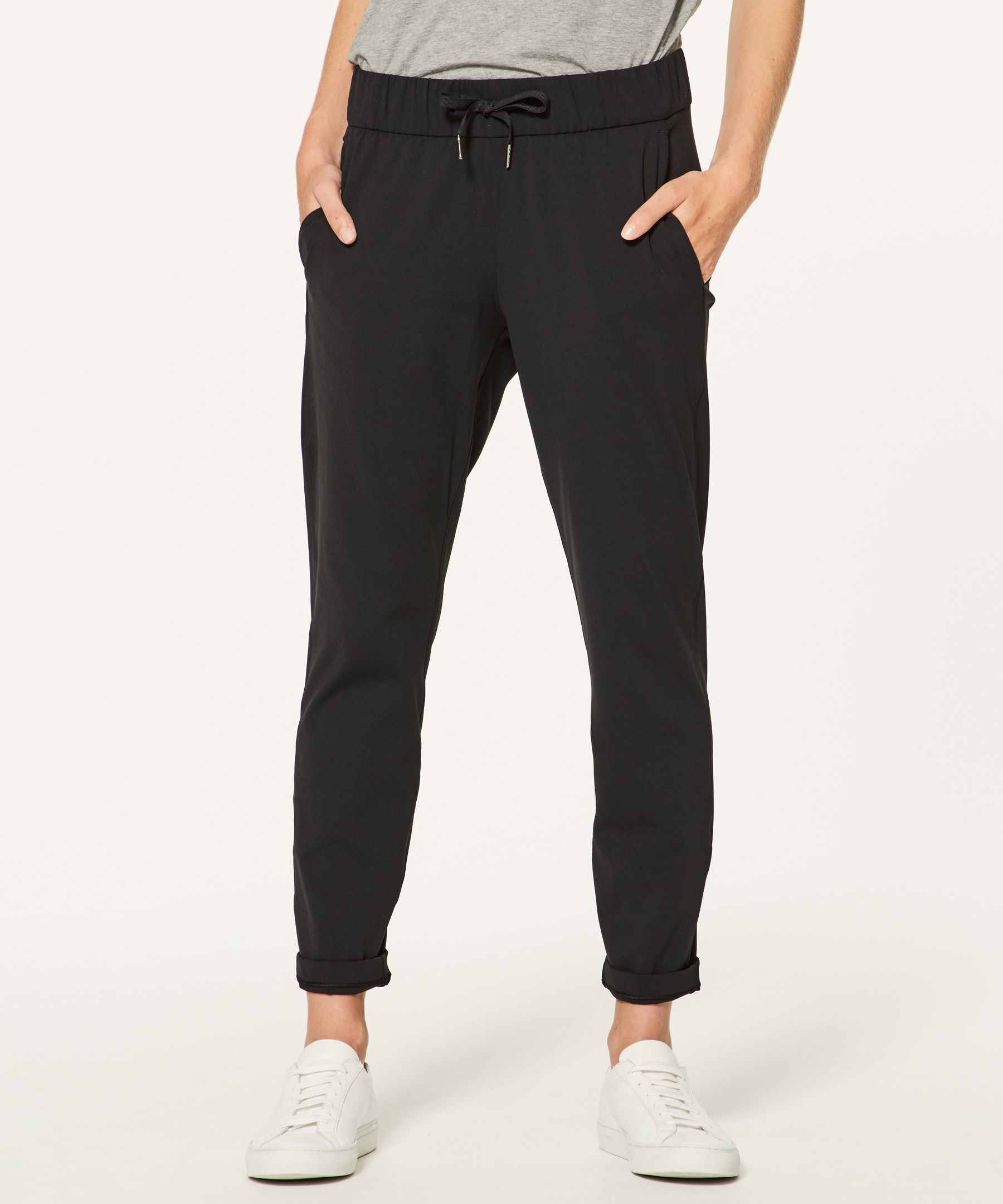 f9a0583c5a3976 With four-way stretch and travel-friendly fabric, these 7/8 pants help you  take adventures in stride.