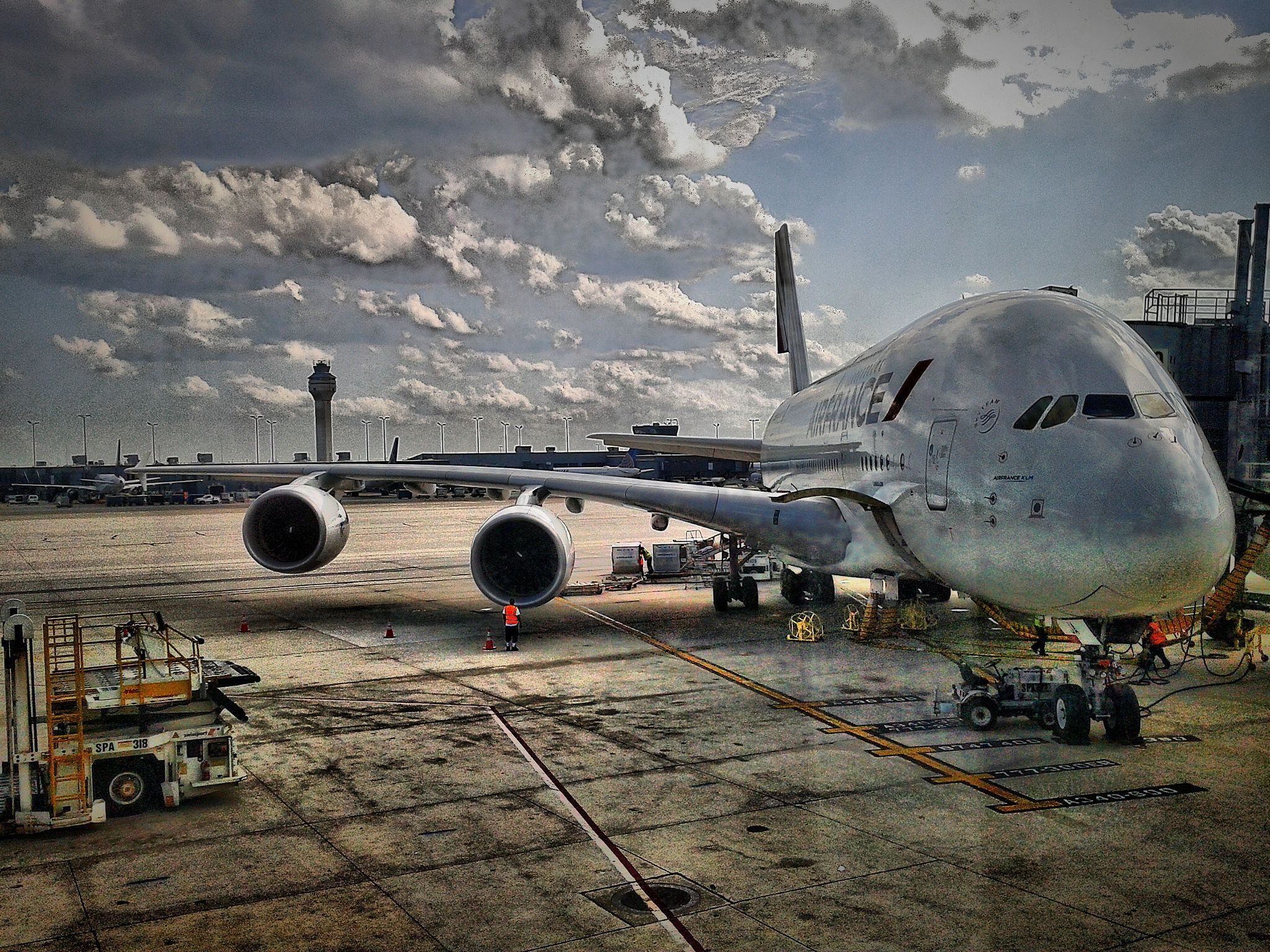 Airport France - 3 by Ultras035 on 500px