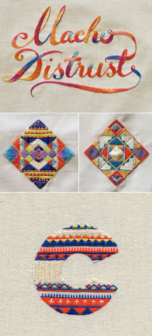 embroidery | BORDADOS | Bordado, Bordado crewel, Costura