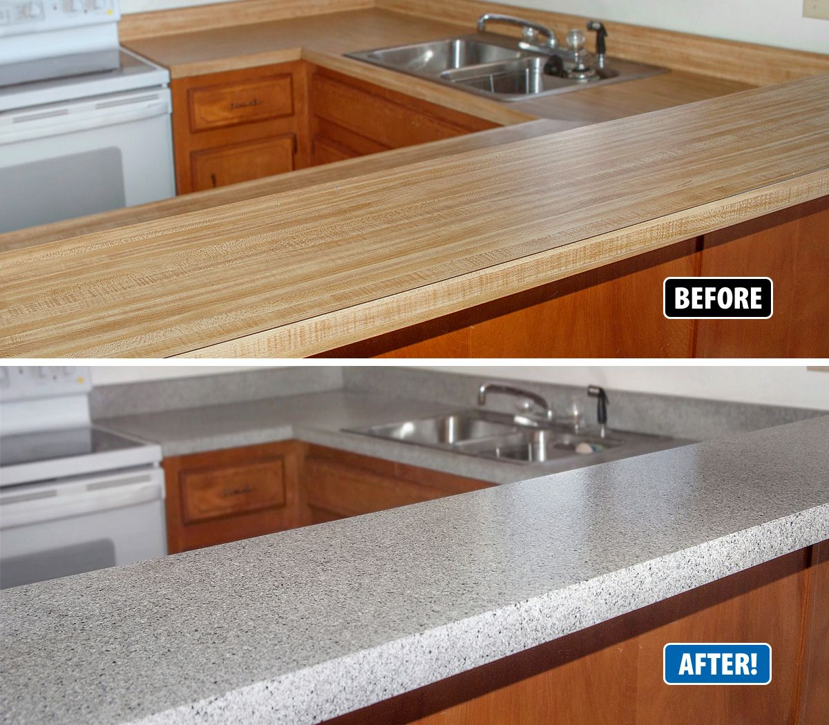 Refinishing By Miracle Method Is A Great Alternative To Tear Out
