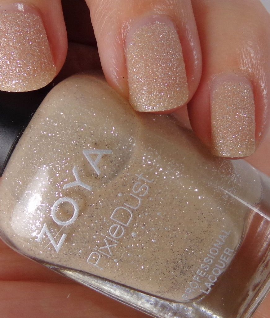 Click thru for more on the gorgeous Godiva - Zoya PixieDust
