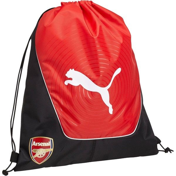 Puma Adult Arsenal Carrysack Bag, Puma Red/Black/White, x
