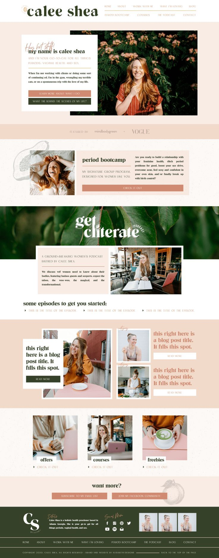 Branding Web Design For Wedding Industry Pros Alisabeth Designs In 2020 Web Design Modern Website Design Best Web Design