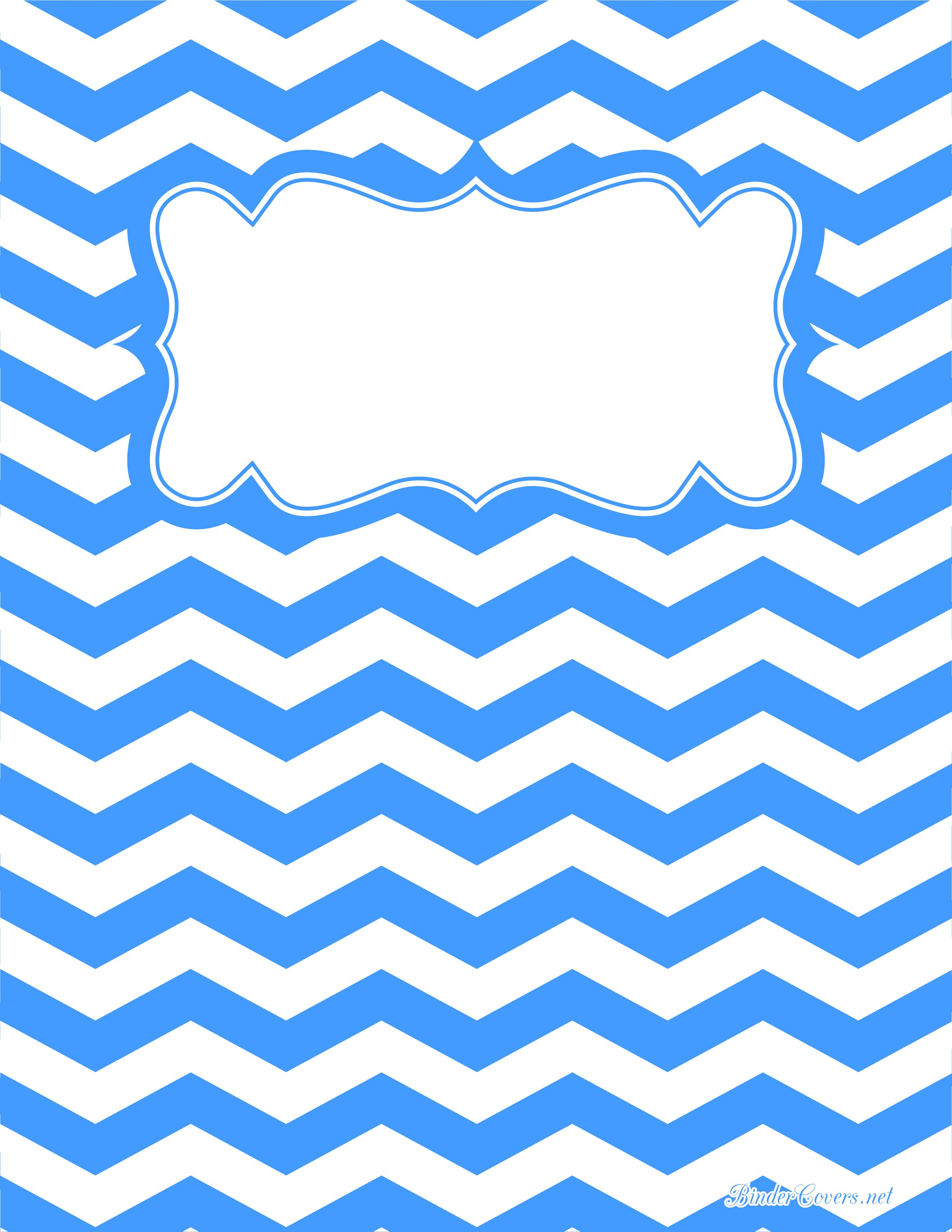 Pin By Joanny Reyes On Printables Chevron Binder Covers Binder Covers Printable Binder Covers Free printable binder cover template