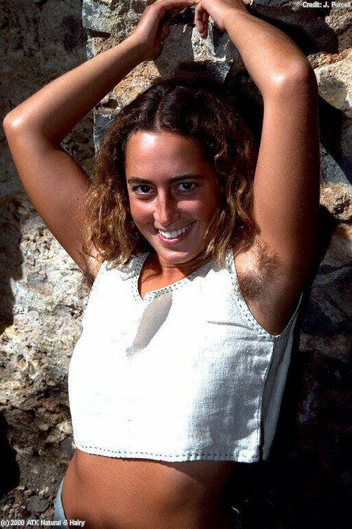 amelia Atk hairy