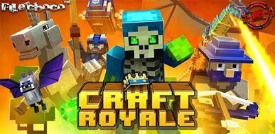Craft Royale - Clash of Pixels v3 41 - Mod Apk Free Download