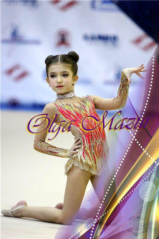 Yanas Leo. Rhythmic Gymnastics Info is on Facebook
