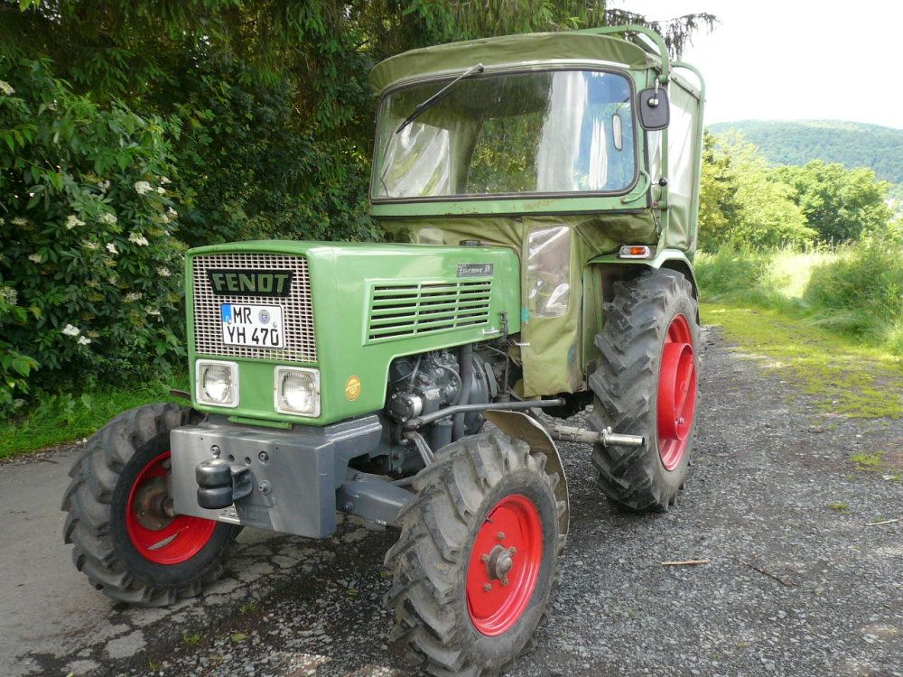 fendt farmer 1d photo 1 old traktor traktoren fendt. Black Bedroom Furniture Sets. Home Design Ideas
