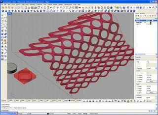 Generative Design Computing: Rhino + Grasshopper: Morph Tile