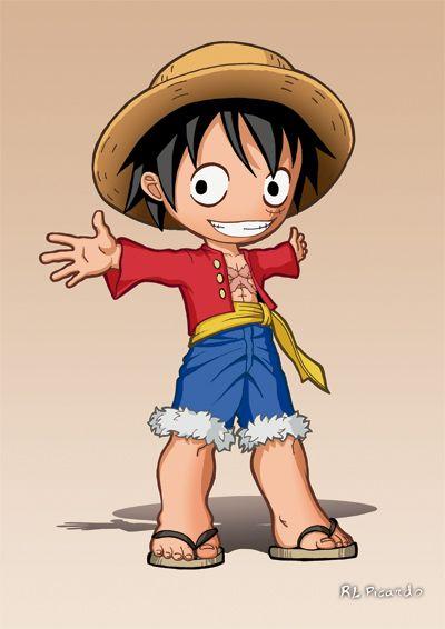 #luffy #onepiece #pirate #chibi #fanart #anime #manga #serie #movie #film #japan
