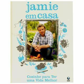 Pepper Livro Jamie Oliver Em Casa