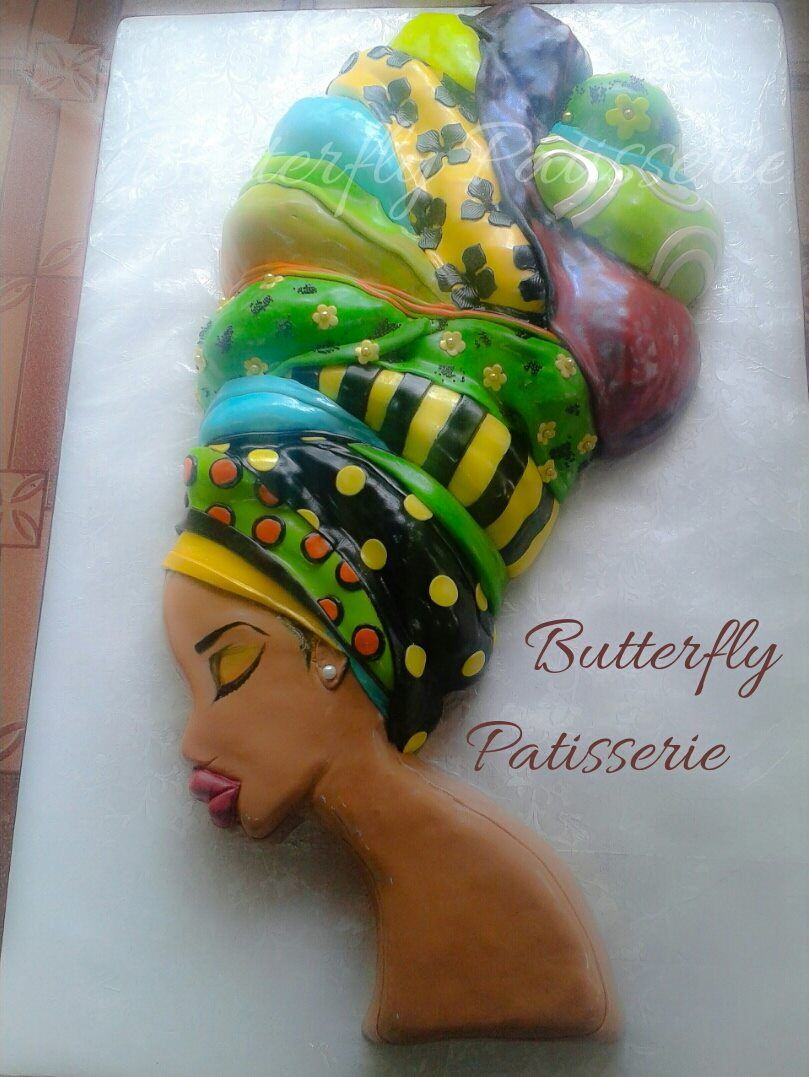 OMG!! This cake is BEYOND beautiful, from Butterfly Patisserie