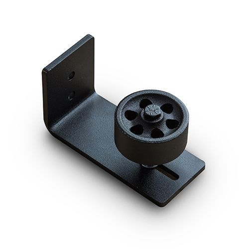 The Modern Spoked Wheel Barn Door Hardware Is A New Addition To Our Door  Hardware Line