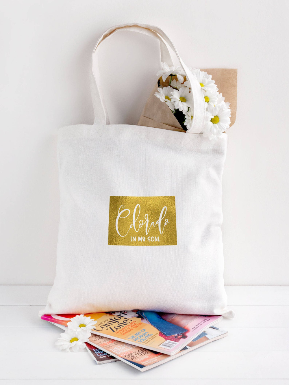 Wedding Favor Ideas for Guests Canvas Tote Bag Guest Favor Flower Tote Bag Party Favors Canvas Tote Bag Welcome Bag