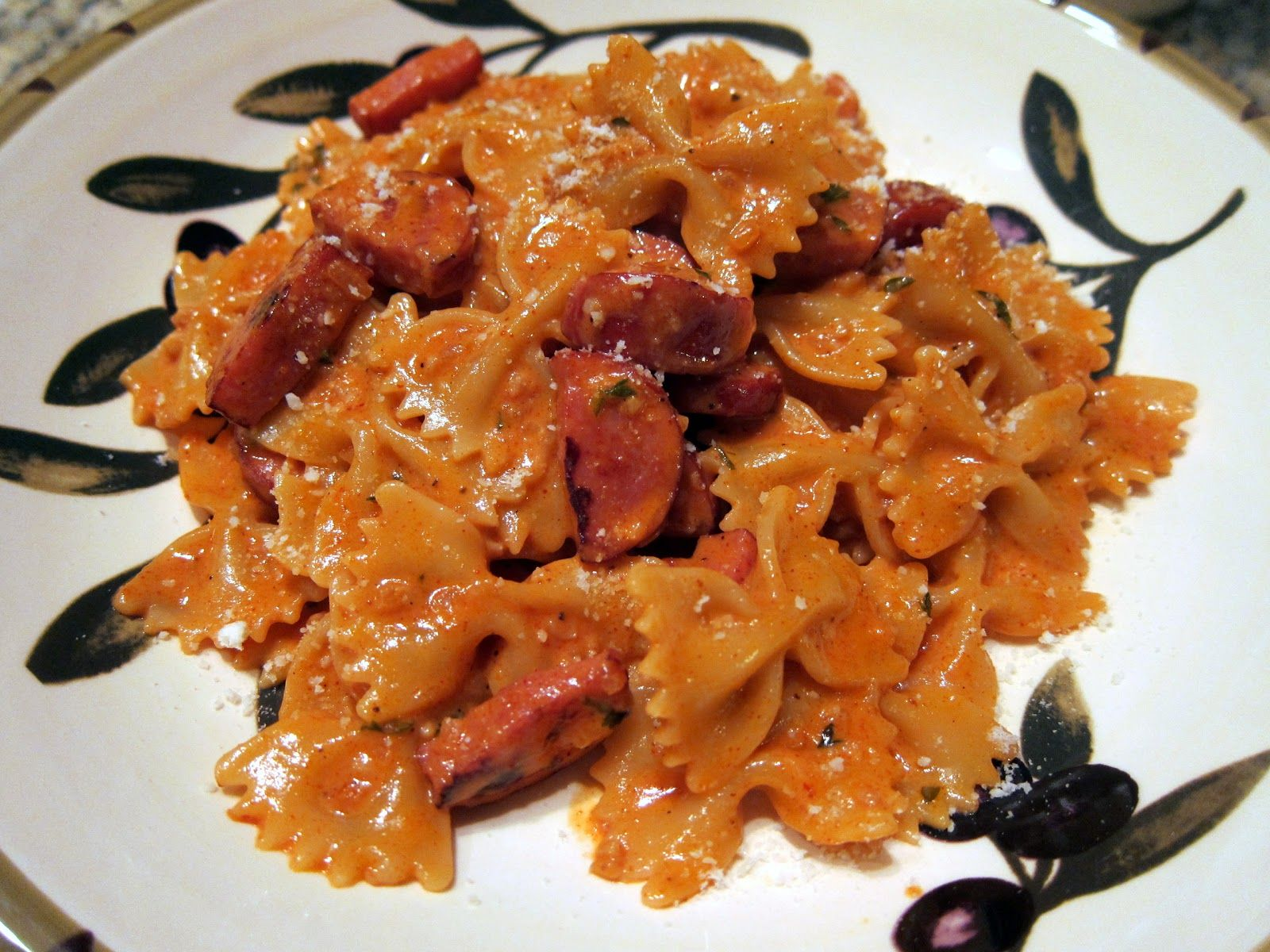 recipe: chicken and sausage jambalaya pasta recipe [14]