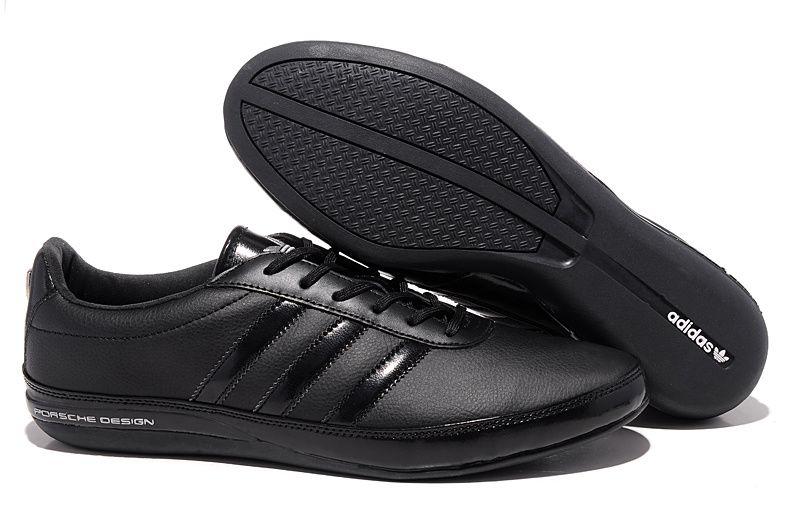 huge discount daacc b68c9 Calitate de top Adidas Porsche Design S Toate pantofi negri A1106