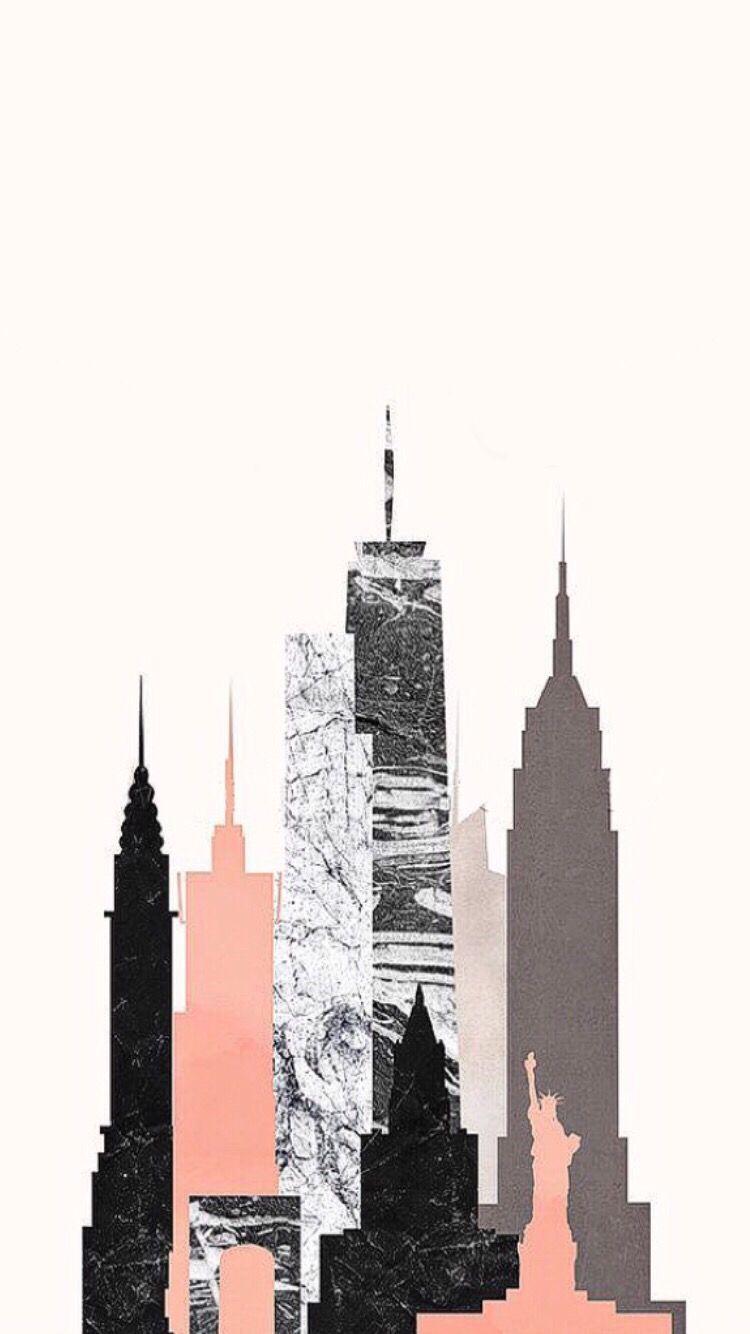 Marble New York   Fondos.   Pinterest   Fondos, Fondos de pantalla y ...