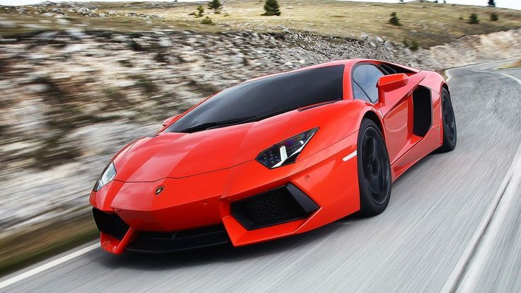 Awesome Cars Sports Hd Wallpaper Red Cars Lamborghini