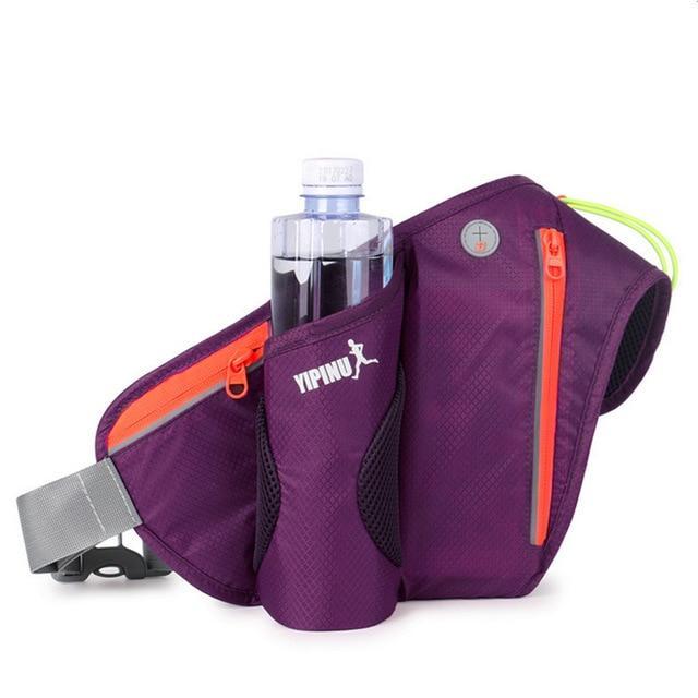 3fd9d692e72d Multifunctional Outdoor Waist Belt Bag with Water Bottle Holder in ...