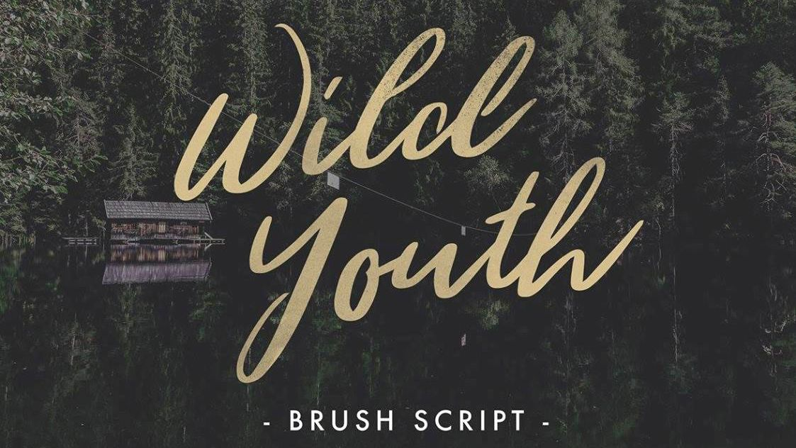 20 Top Free Brush Fonts Calligraphy Fonts Brush Font Free
