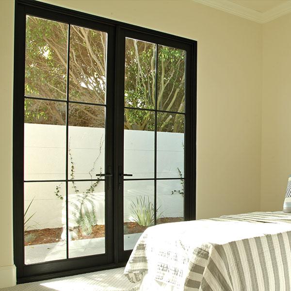 Lincoln Windows Swing Patio Doors Steel Doors And Windows Patio Doors French Doors Patio