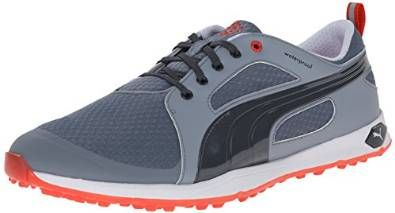 acb265d0afb Made from textile and synthetic material these mens biofly mesh golf shoes  by Puma offer increadible feel and comfort
