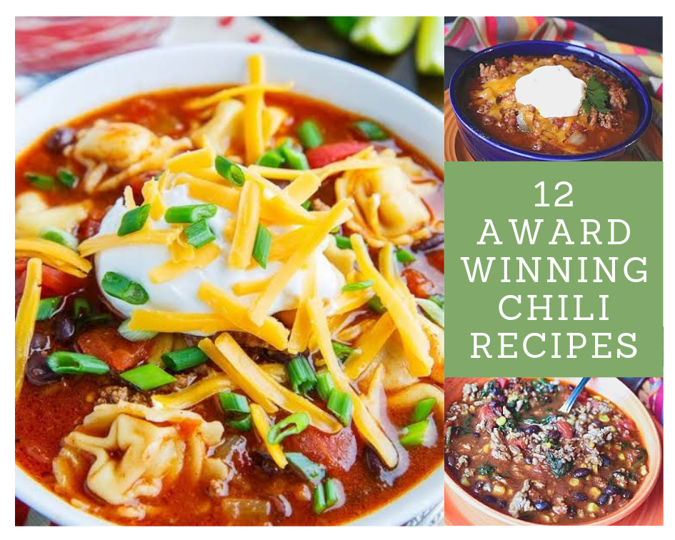 12 Award-Winning Chili Recipes