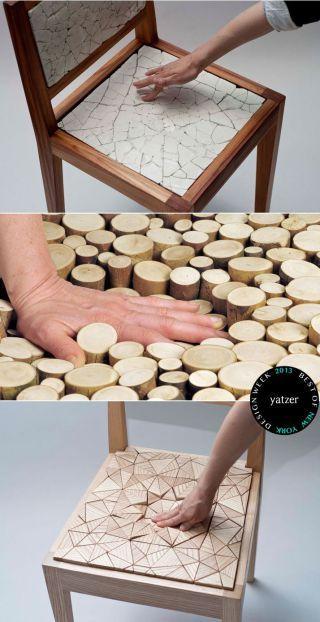 Sedie e poltrone dal design unico che stravolgeranno la for Sedie design furniture e commerce