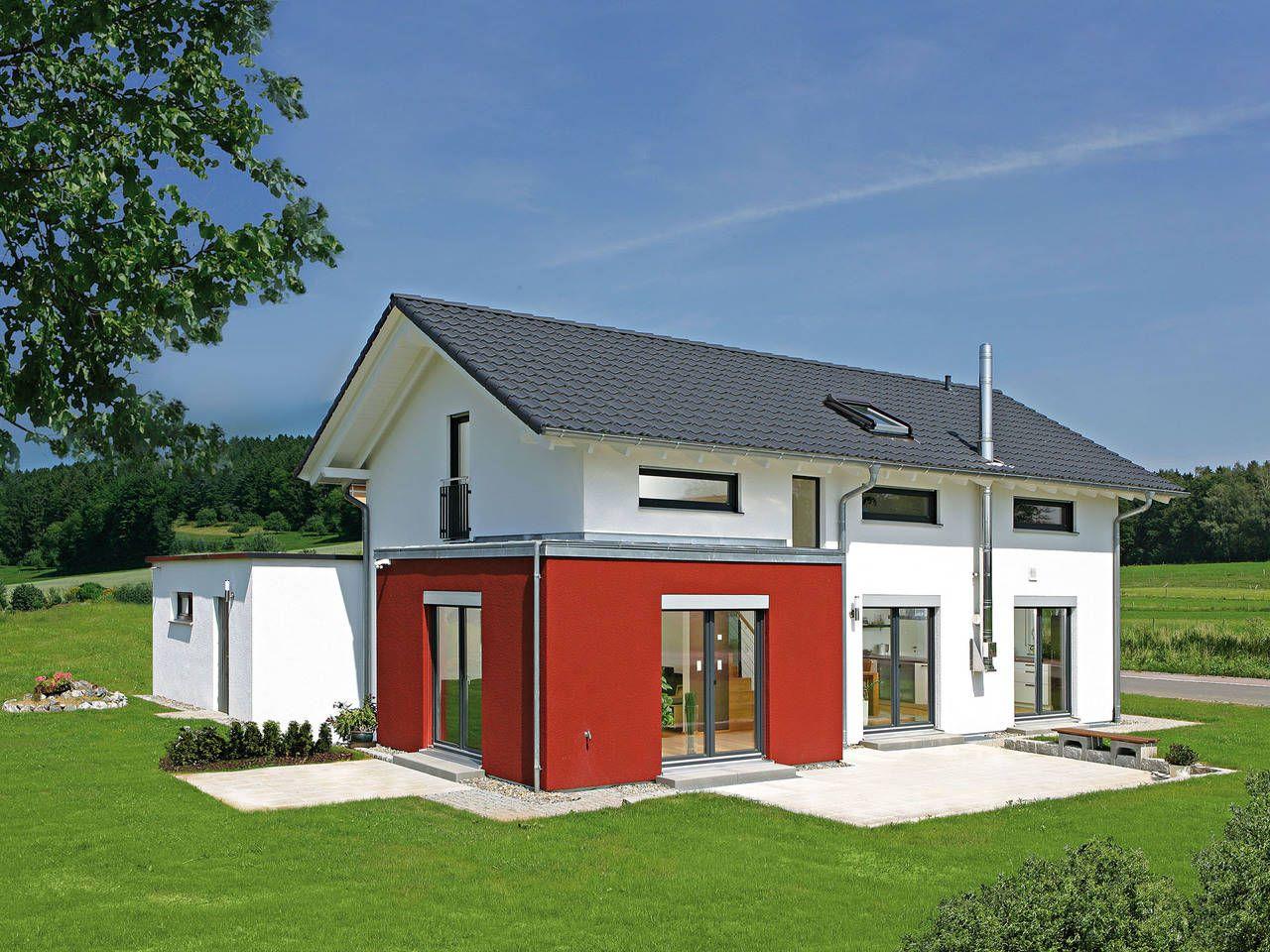 Fertighaus WEISS Alle Häuser, Preise und Grundrisse in