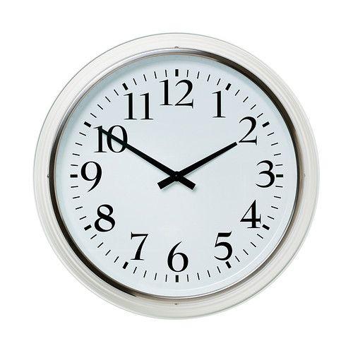 BRAVUR Reloj de pared - IKEA | 3. Comedor Cocina | Pinterest ...