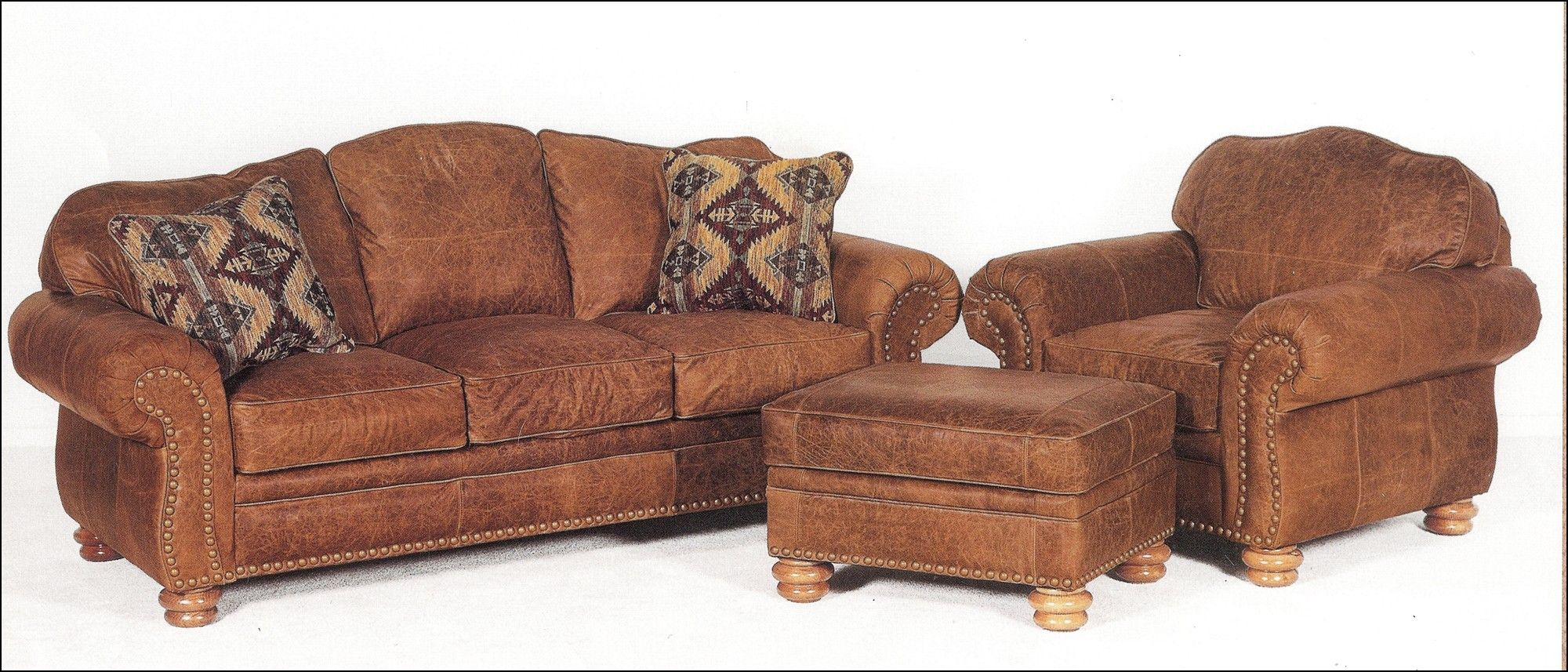 Distressed leather couch for sale distressed leather
