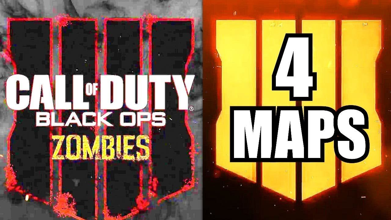 4 Zombies Maps In Bo4 Is Very Likely Black Ops 4 Zombies 4th Dlc Map Black Ops Zombies Call Of Duty Zombies Black Ops