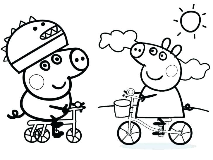 Peppa Pig Coloring Pages Pig Coloring Pages Medium Size Of Pig Colouring Pages Coloring Page In The Peppa Pig Coloring Pages Peppa Pig Colouring Coloring Books