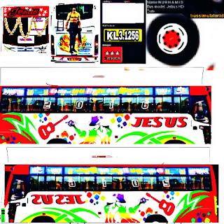 Bussid Kerala Skin By Game King Bus Simulator Indonesia Kerala Skin Bus Games Star Bus New Bus