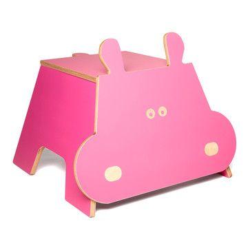 Hippo Kids Stool