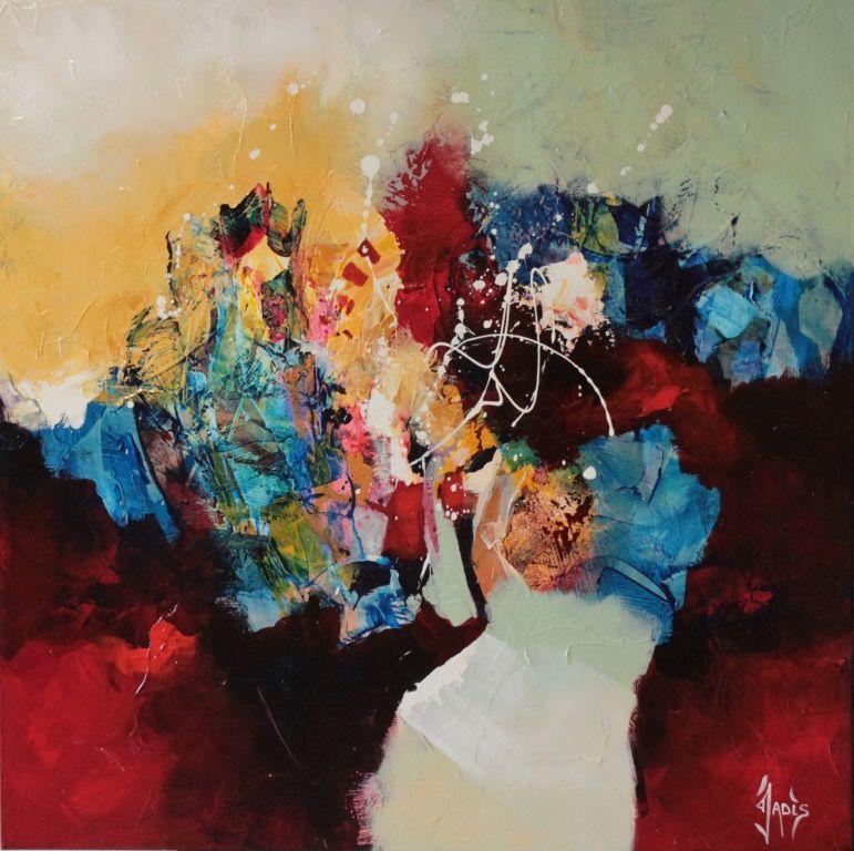 Stephy 90 x 90 it 39 me pinterest fonds d 39 cran for Galerie art abstrait