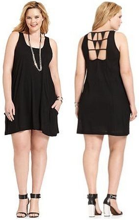 Cutethickgirls Junior Plus Size Cocktail Dresses 09