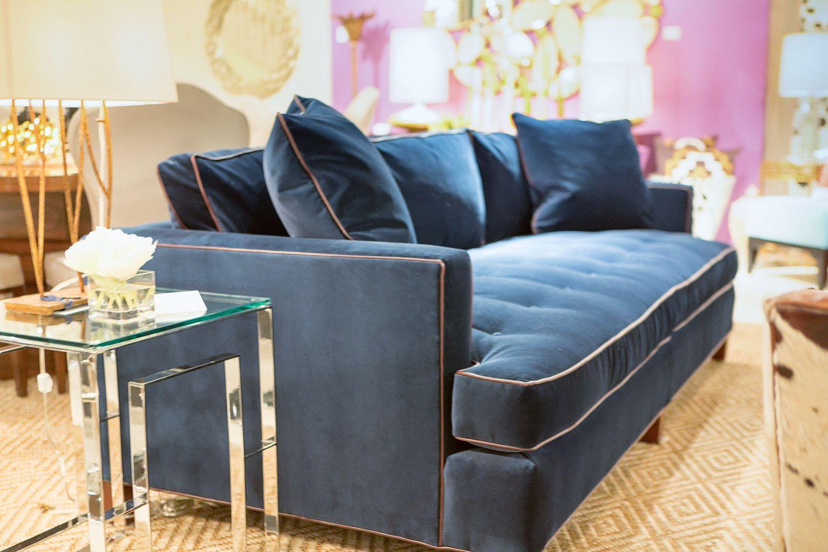 Temple Sofa Ralph Lauren Home Custom Sofa Sofa Contemporary Sofa