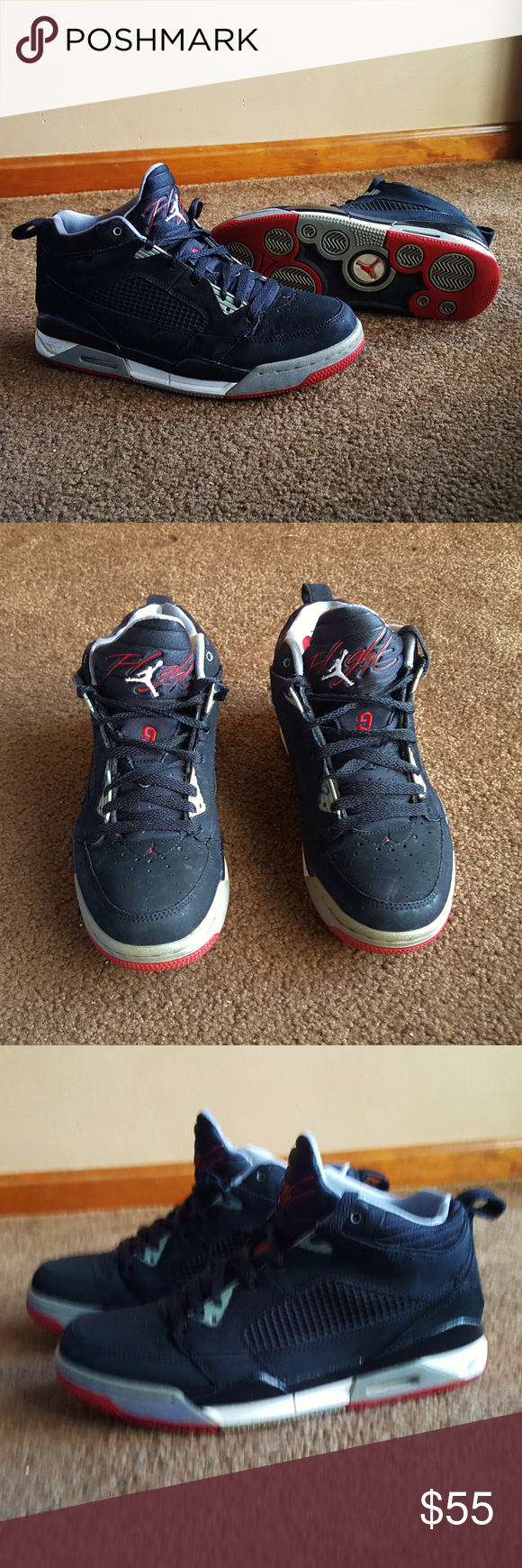 Jordan Air Flight 9 Basketball Shoes