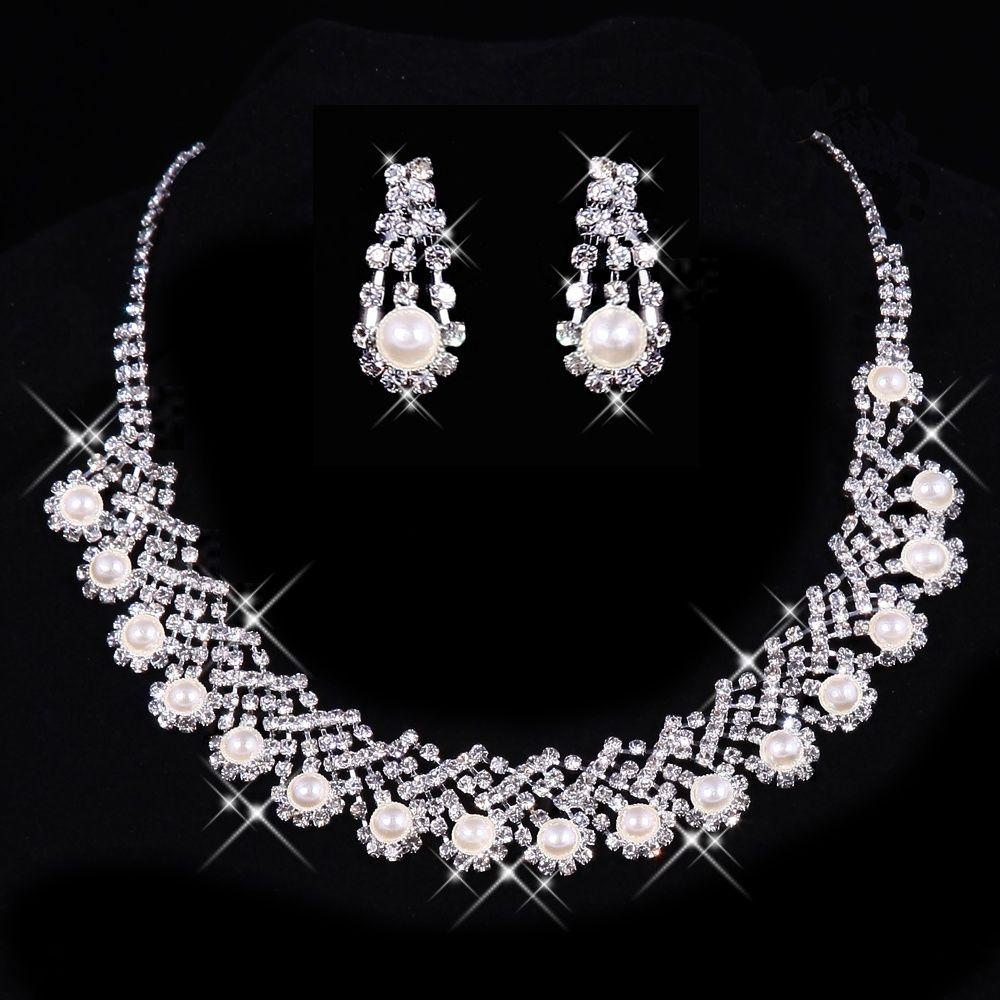Wedding Necklace Bride